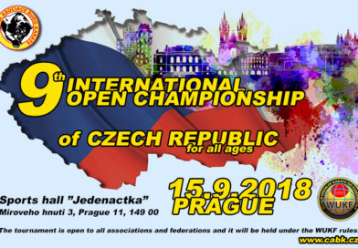 9th Intenational Open Championship of Czech Republic